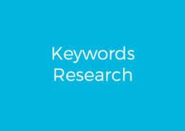 Keywords Research SEO