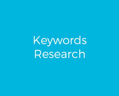 Keywords Research SEO