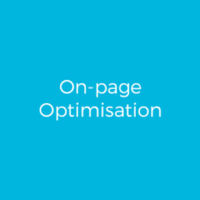 Onpage Optimisation SEO