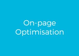 Onpage Optimisation SEO